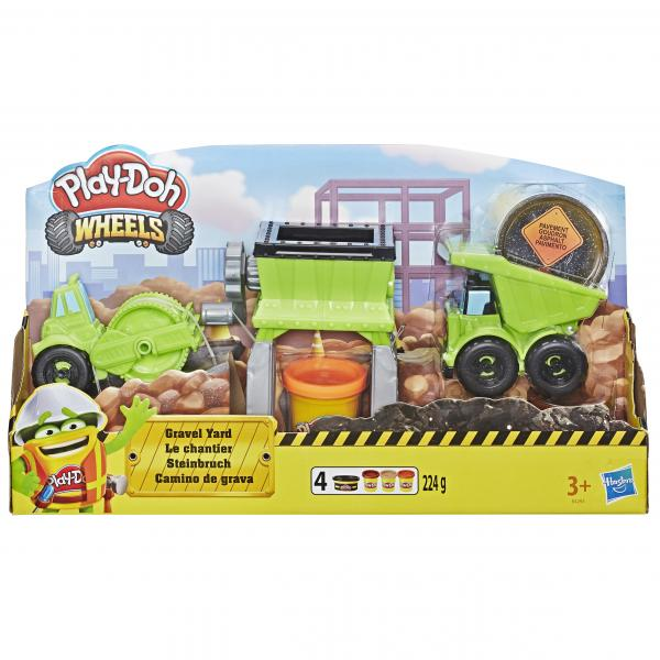 Play-Doh: Wheels - Il Cantiere