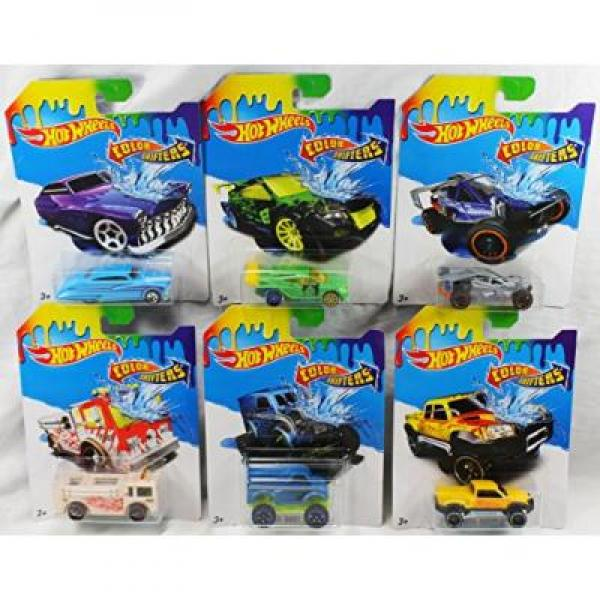 Hot Wheels - Veicoli Cambia Colore Ass.To (D)