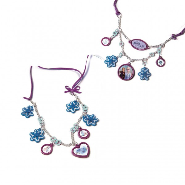 Frozen 2 - Necklaces and Charms