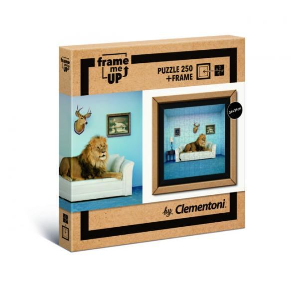 Puzzle da 250 Pezzi - Frame Me Up: Master of The House