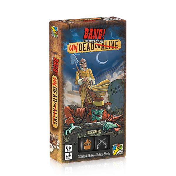 BANG! The Dice Game - Undead or Alive (Ed.Italiana)