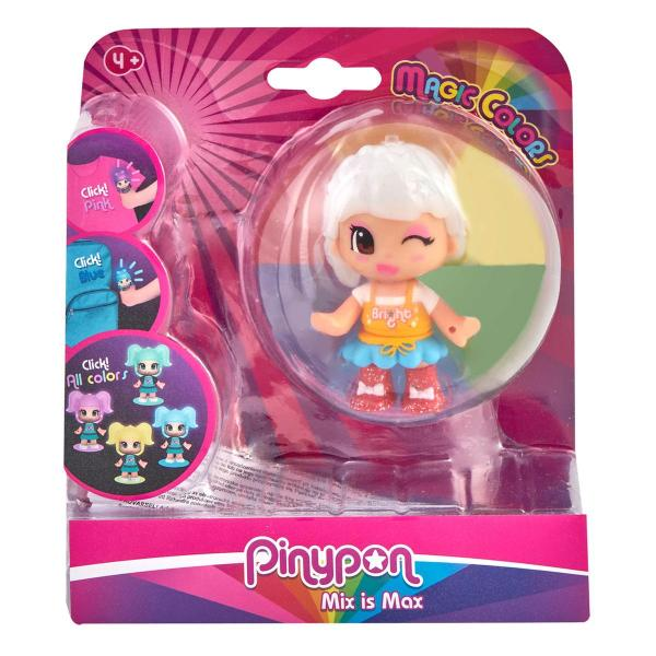 Pinypon - Magical Colours Figure: Bright