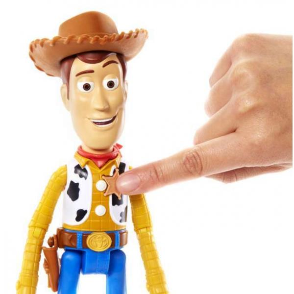 Toy Story 4 - Woody Parlante 20 Cm