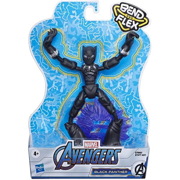 Avengers - Bend And Flex: Black Panther