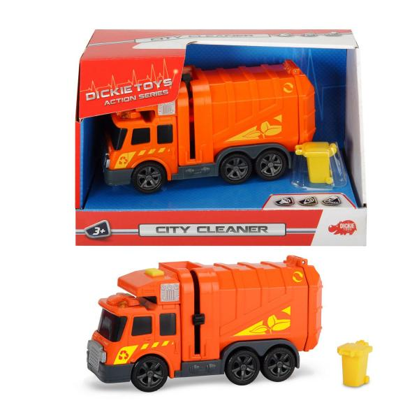 Dickie - Camion Ecologia cm. 15
