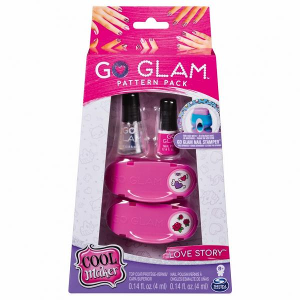 COOL MAKER GoGlam - Kit Smalti 2 pack Ass.to