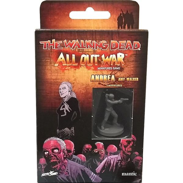 The Walking Dead: All Out War - Andrea
