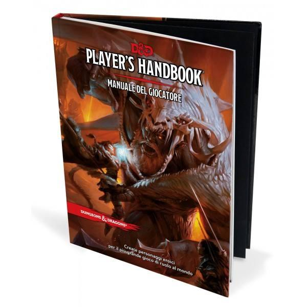 Dungeons & Dragons - Manuale del Giocatore D&D 5.0