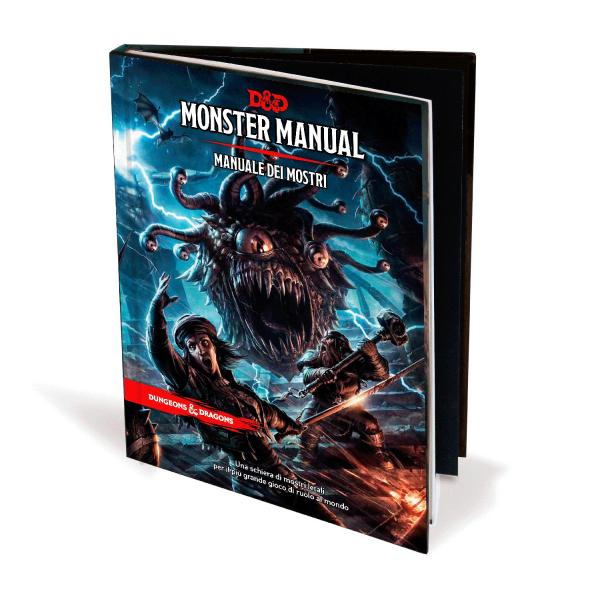 Dungeons & Dragons - Manuale dei Mostri D&D 5.0