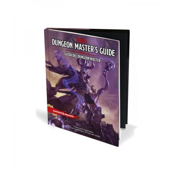 Dungeons & Dragons - Guida del Dungeon Master D&D 5.0