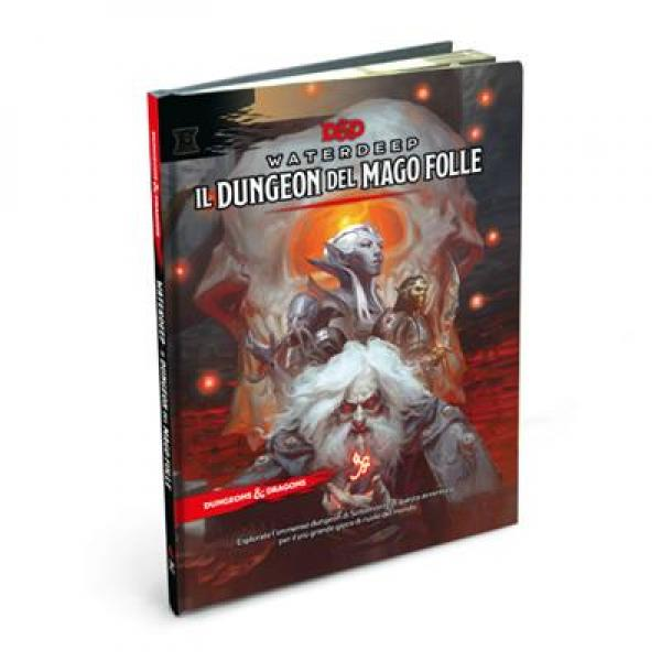 Dungeons & Dragons - Waterdeep: Il Dungeon del Mago Folle D&D 5.0