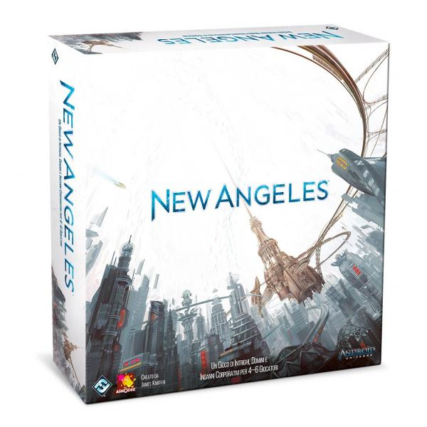 Android: New Angeles (H)