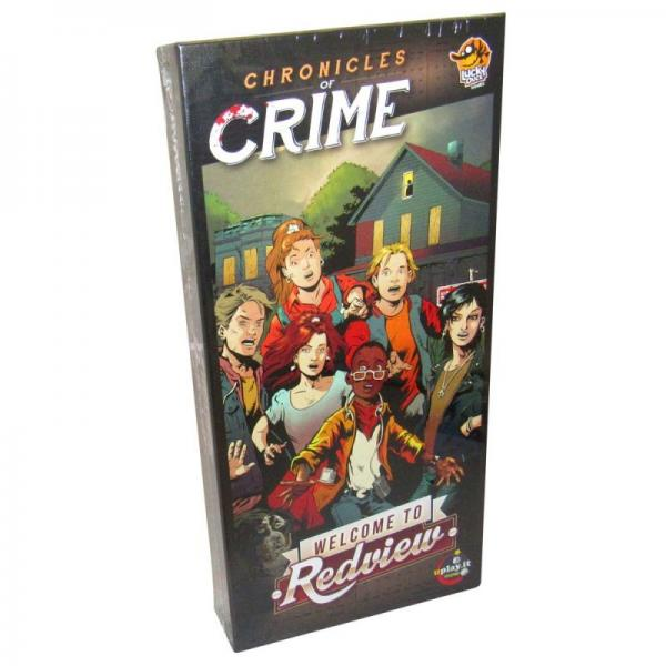 Chronicles of Crime: Welcome to Redview - Ed. Italiana