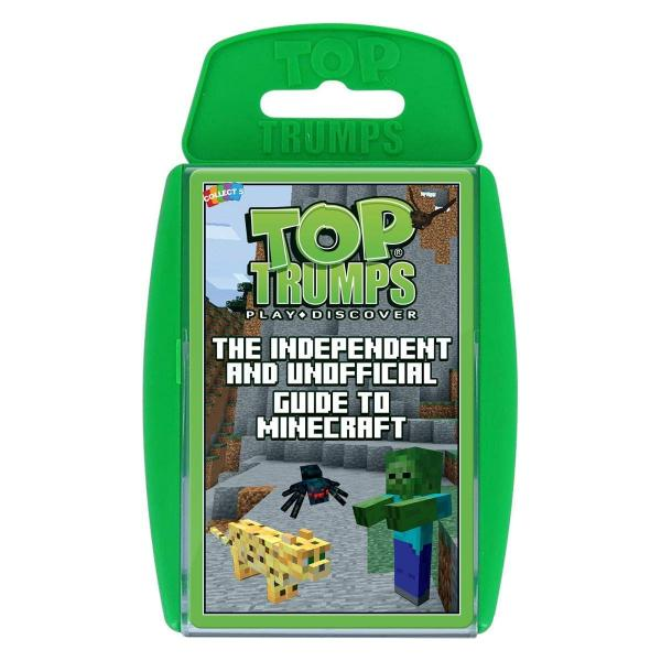 Top Trumps Unofficial Guide to Minecraft - Ed. Italiana