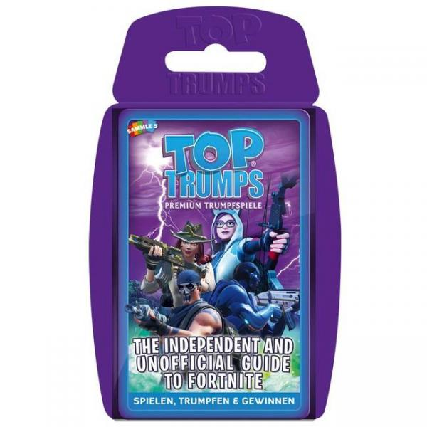 Top Trumps Unofficial Guide to Fortnite - Ed. Italiana